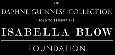 The Daphne Guinness Collection Sold to Benefit the Isabella Blow Foundation